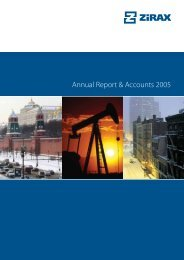 Annual Report & Accounts 2005
