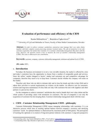 R5_17_Miklencicova_Capkovicova_p... - Review of Applied Socio ...