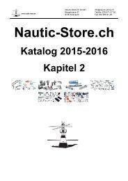 Nautic-Store.ch Bootszubehör Katalog Kapitel 2