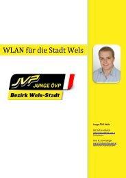 WLAN für die Stadt Wels - Junge ÖVP Oberösterreich