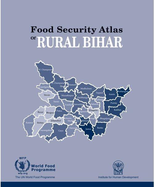 Food Security Atlas of Rural Bihar - WFP Remote Access Secure ...