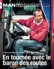 MANmagazine Truck Suisse 1/2015