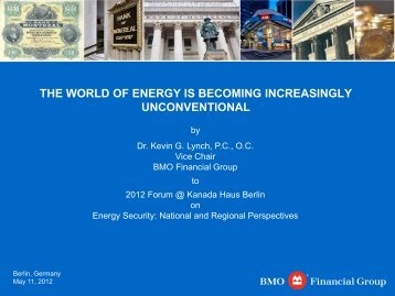 The world of energy is becoming increasingly ... - Dkg-online.de