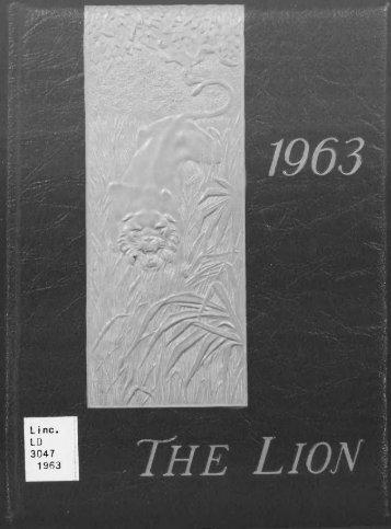 L i n e . I D 304-7 1 9 6 3 - Lincoln University