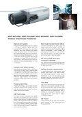 Monochrome Cameras - FIDA Systems - Page 3