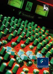 #10677 - k2 Brochure - Soundcraft