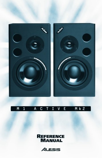 Alesis M1 Active Manual