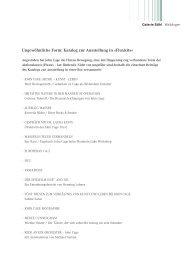 Ungewöhnliche Form: Katalog zur Ausstellung in »Fluxkits«