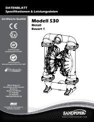 Modell S30 Metall Bauart 1
