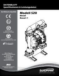 Modell S20 Metall Bauart 1