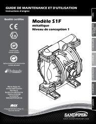 Modèle S1F métallique Niveau de conception 1