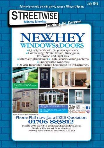 Milnrow & Newhey July 2015