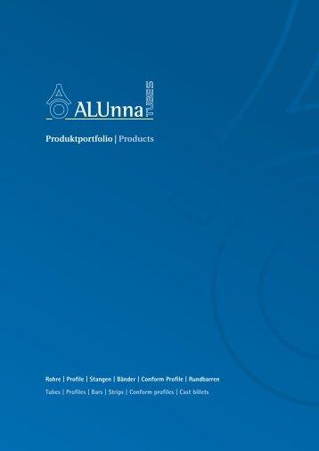 ProFIle - Aluminiumwerk Unna AG