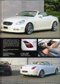 Maximum Tuner No. 2/2009 TRC Lexus SC430 ... - TRC-Tuning - Page 5