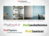 Kollektion La Romantica - Profitapeten.de