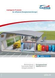 Bioenergiezentrale YADO|ENERGY