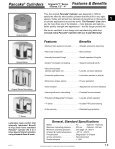 1 Pancake® Cylinders Section 1 Index - Page 2