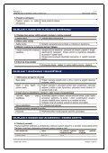 SPEKTRA lijepilo za lijepljenje i obradu mineralne vune - Helios - Page 4