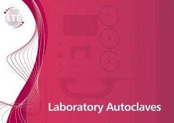 Laboratory Autoclave Literature (all ranges) - LTE Scientific Ltd