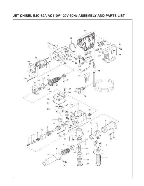 Schematic PDF - Nitto Kohki USA