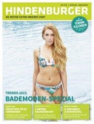 Hindenburger, Ausgabe Juli 2015