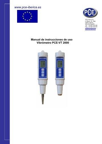 4. proceso de medición - PCE Ibérica