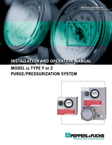 Installation and Operation Manual - ISC Enclosure Cooling