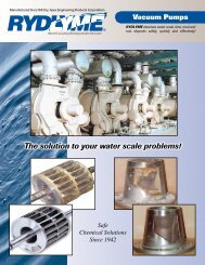Vacuum Pumps - Apex Engineering Products Corporation