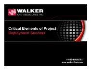 Walker - Association of Communication Engineers