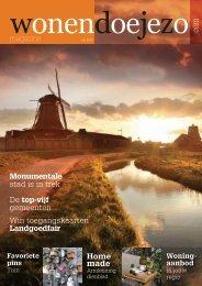 WonenDoeJeZo Noord-West Nederland, editie Juli 2015