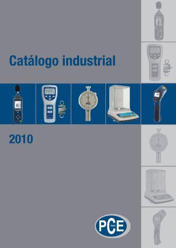 catálogo de básculas - PCE Ibérica