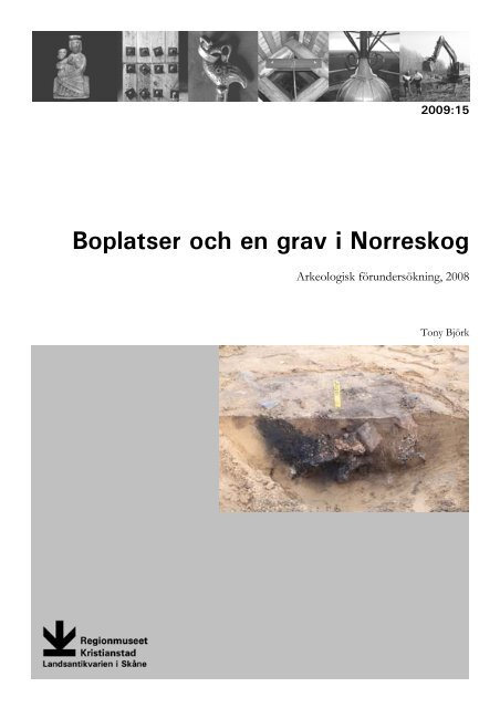 Kort anteckning om Radiocarbon dating