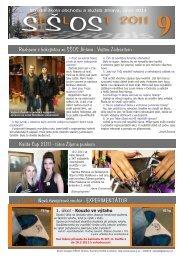 9. vydání - Únor 2011 - Střední škola obchodu a služeb Jihlava