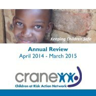 Annual Review April 2014 - March 2015