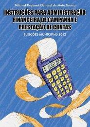 Baixa Res. 1.3Mb - Tribunal Regional Eleitoral de Mato Grosso