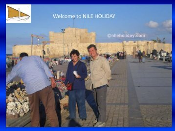 Enjoy a relaxing yet delightful holiday vacation at Nile Holiday