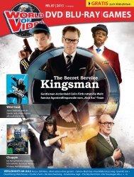 World of Video Kundenmagazin 2015-07