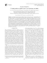 kinetika rádioaktívneho rozkladu a rádiometrické datovania