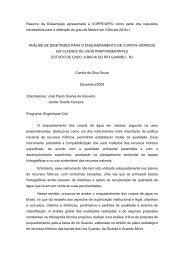 Camila da Silva Souto - Programa de Engenharia Civil - COPPE/UFRJ