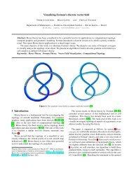 Visualizing Forman's discrete vector field - PUC-Rio