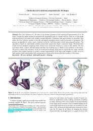 On-the-fly curve-skeleton computation for 3D shapes - PUC-Rio