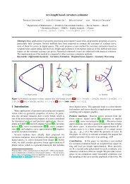 Arc--length based curvature estimator - PUC-Rio