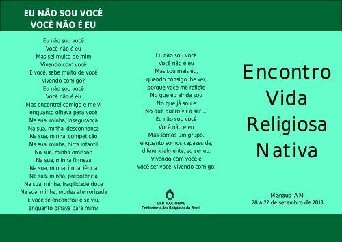 FOLDER VIDA RELIGIOSA NATIVA (1) pdf - CRB Nacional