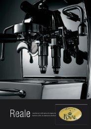 Datenblatt / Technische Daten Reale - Der Espressomaschinendoctor