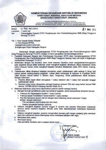 J_ 7 MAR LGn - Direktorat Jenderal Kekayaan Negara