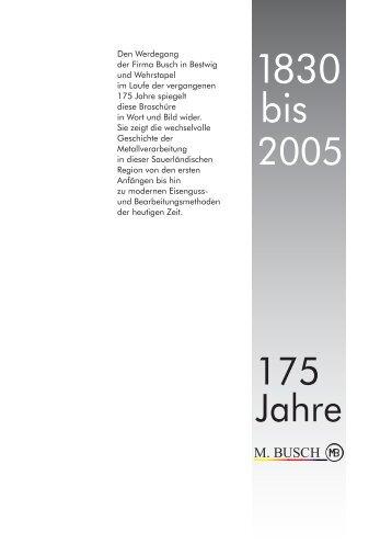 1830 bis - M. Busch GmbH & Co. KG