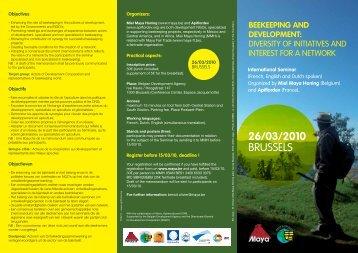 26/03/10 - Mediterranean Beekeeping Forum