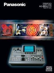 Digital A/V Mixer - IEC