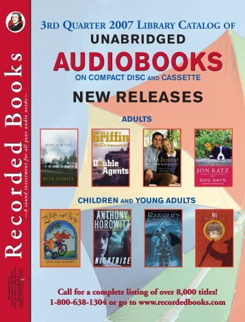 recorded books adult cd new releases - Film Movement - home