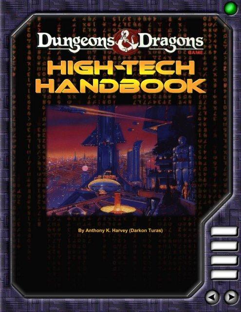 DnD-High-Tech_Handbo.. - Darkonnia